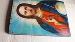 Икона Иисус Христос. ( дерево), фото №10