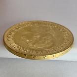 5 песо. 1887. Аргентина (золото 900, вес 8,06 г), фото №9
