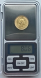 5 песо. 1887. Аргентина (золото 900, вес 8,06 г), фото №11