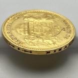 20 крон. 1899. Австро-Венгрия (золото 900, вес 6,77 г), фото №8