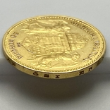 20 крон. 1899. Австро-Венгрия (золото 900, вес 6,77 г), фото №9