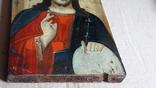 Икона Иисуса Хреста.( дерево).1, фото №8