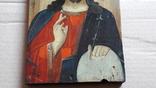 Икона Иисуса Хреста.( дерево).1, фото №10