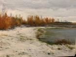 """""""Рання зима"""" С.Берестов, фото №4"""