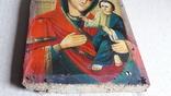 Икона Божьей Матери с Иисусом.( дерево) 3, фото №6
