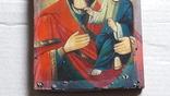 Икона Божьей Матери с Иисусом.( дерево) 3, фото №10