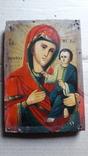 Икона Божьей Матери с Иисусом.( дерево) 3, фото №2