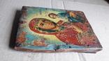 Икона Божьей Матери с Иисусом.( дерево) 4., фото №9