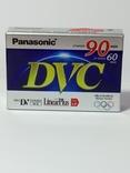 Видеокассета для видеокамер. В упаковке. Сделано в Японии., фото №2