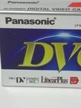 Видеокассета для видеокамер. В упаковке. Сделано в Японии., фото №4