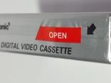 Видеокассета для видеокамер. В упаковке. Сделано в Японии., фото №5