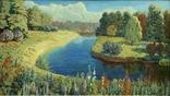 Картина СССР Август 1970 е гг. Матросов Александр Павлович (1931-1989), фото №4