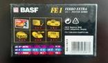 Касета BASF/EMTEC FE I 60 (Release year: 1996), фото №3