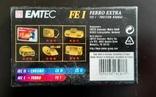 Касета EMTEC FE I 60 (Release year: 1997), фото №3