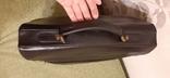 Фирменный портфель, сумка Wittchen, кожа, фото №8