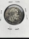 10 центов Датская Вест Индия 1859, фото №2