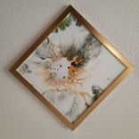 Картина живопис абстракція Fluid Art #54 acrylic, фото №8