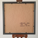 Картина живопис абстракція Fluid Art #54 acrylic, фото №13