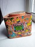 Старая коробка от чая, фото №2