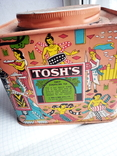 Старая коробка от чая, фото №4