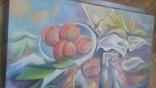 Блюдо с персиками, фото №4