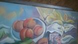 Блюдо с персиками, фото №7