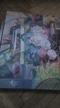 Розы абстракция, фото №2
