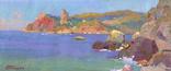 Картина. Море, Балаклава (Крим)., фото №2