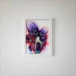 Картина/ живопис/ абстракція Fluid Art #62 acrylic, фото №12