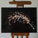 Картина/ живопис/ абстракція Fluid Art #64 acrylic, фото №5
