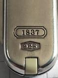Перочинный ножик в серебре TIFFANY, фото №8