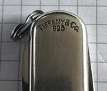 Перочинный ножик в серебре TIFFANY, фото №9