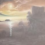 Картина Причал, фото №3