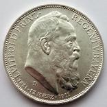 3 марки 1911 г. Бавария, фото №4