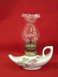 Винтажная керасиновая лампа, фото №2
