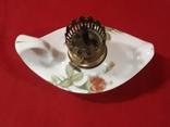 Винтажная керасиновая лампа, фото №3