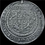 Талер 1631 року, короля Сігізмунда ІІІ Ваза, срібло, фото №3