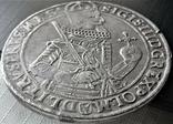 Талер 1631 року, короля Сігізмунда ІІІ Ваза, срібло, фото №5