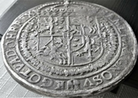 Талер 1631 року, короля Сігізмунда ІІІ Ваза, срібло, фото №6