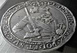 Талер 1639 року, короля Владислава IV Ваза, срібло, фото №6