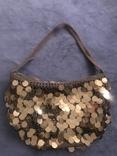 Жвноча сумка з паєтками, фото №2