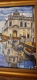 Картина Венеция,худ Колчев, фото №4