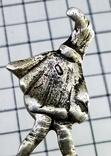Чайная ложка серебро 800 проба, фото №7