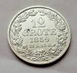Германия Бремен 12 грот 1859 год, фото №2