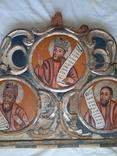 Часть иконостаса. Пророки. Україна 18 ст., фото №12