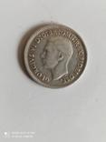 6 пенсов 1950 год. Австралия. серебро., фото №5