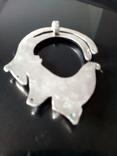 Кулон серебро, фото №7