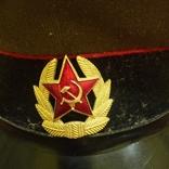 Фуражка солдатская СССР, фото №3