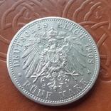 Німецька імперія 5 марок 1908 рік 350-а річниця - Йєнський університет, фото №8