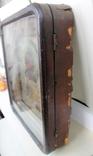 Икона Господь вседержитель (25см х 30см) под реставрацию, фото №4